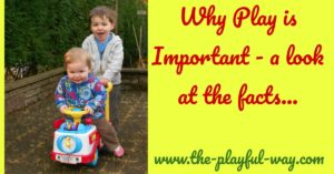 Play is important